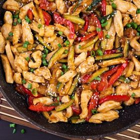 Chinese Chicken Stir Fry 1KG