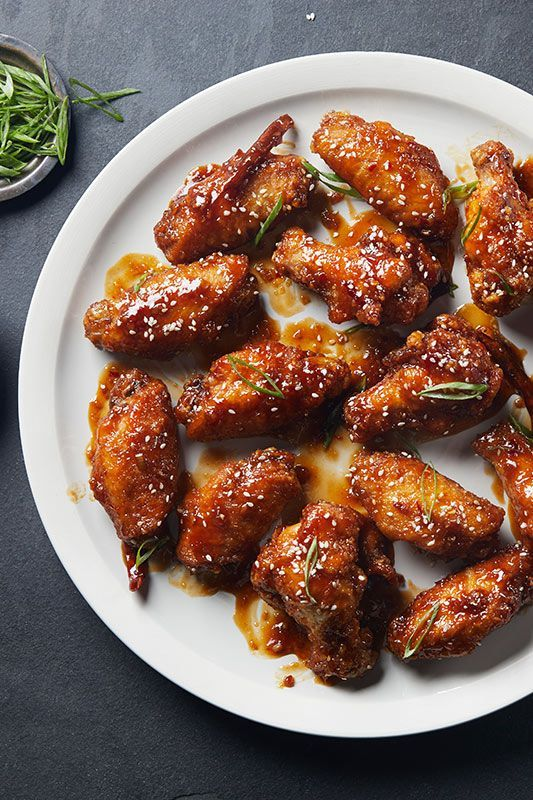 Marinated Chicken wings 12 pack